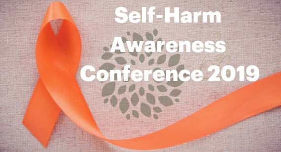The fourth Self-Harm Awareness Conference will take place in St Patrick's University Hospital in Dublin on March 1st 2019 - Self-Injury Awareness Day.