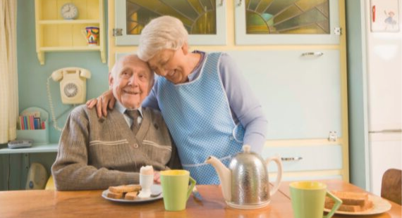 Wellbeing is a wide-ranging concept when used in relation to the concerns of older people.
