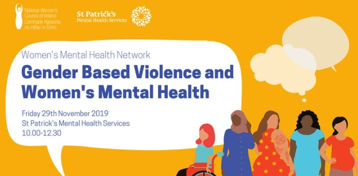 Women's Mental Health Network : Gender Based Violence and Women's Mental Health